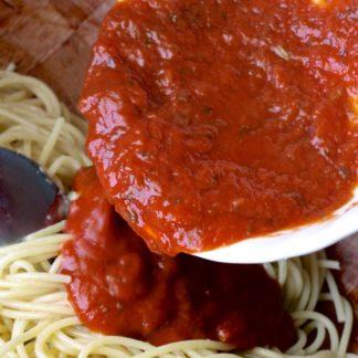 Sauces tomates artisanales